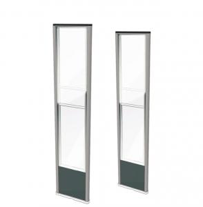 Bramki antykradzieżowe akustomagnetyczne AM DEXILON Solaris 180 Clear - Exclusive Line
