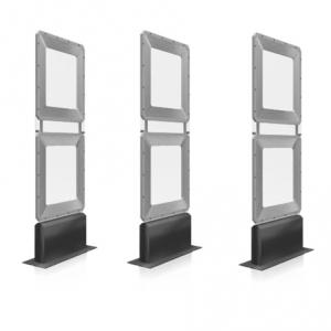 Bramki antykradzieżowe elektromagnetyczne EM TAGIT Premium Plexi