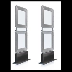 Bramki antykradzieżowe dla bibliotek TAGIT Premium Plexi