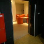 Instalacja bramek antykradzieżowych w kinie. Bramki antykradzieżowe akustomagnetyczne AM Dexilon Solaris 180