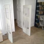 Bramki antykradzieżowe dla bibliotek i czytelni.